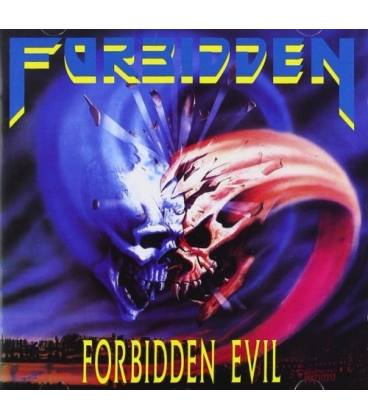 Forbidden Evil-1 CD