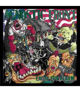 Cause For Alarm-1 CD