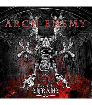 Rise Of The Tyrant-1 CD
