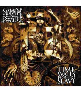 Time Waits For No Slave-1 CD