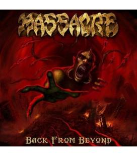 Back From Beyond-1 CD