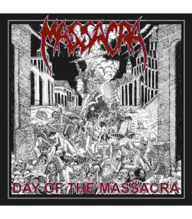 Day Of The Massacra-1 CD