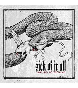 Last Act Of Defiance-1 CD
