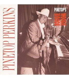 Pinetop'S Boogie Woogie-1 CD