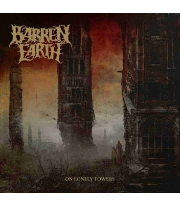 On Lonely Towers-1 CD