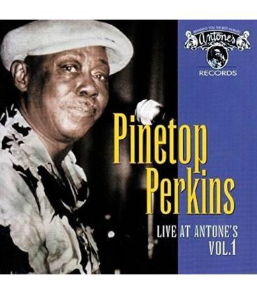 Live At Antone'S Vol. 1-1 CD