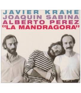 La Mandragora (Joaquin Sabina, Javier Krahe y Alberto Perez)-1 CD