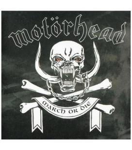 March Or Die-1 CD