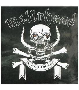 March Or Die-1 CD