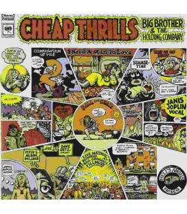 Cheap Thrills-1 CD