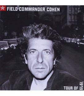 Live - Field Commander Cohen T-1 CD