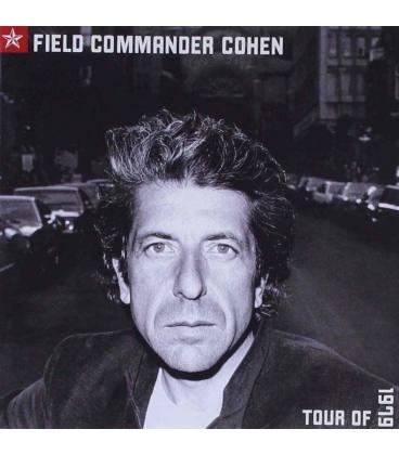 Live - Field Commander Cohen T-1 CD