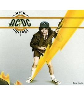 High Voltage-1 CD