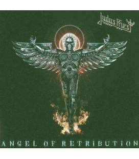 Angel Of Retribution-1 CD