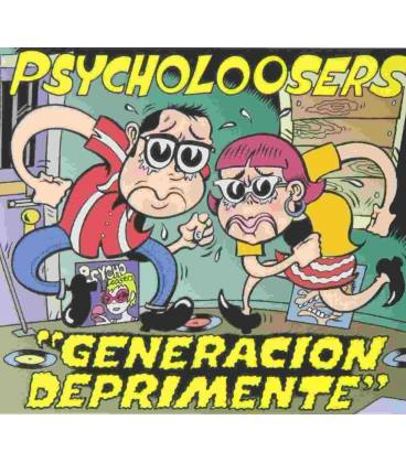 psycho loosers generacion deprimente