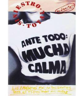 Ante Todo Mucha Calma-1 DVD