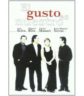El Gusto Es Nuestro-1 DVD