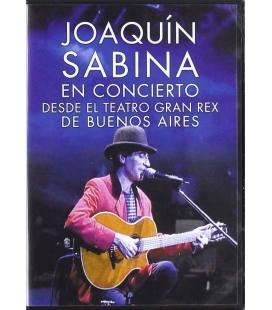 En Concierto Desde El Teatro Gran Rex-1 DVD