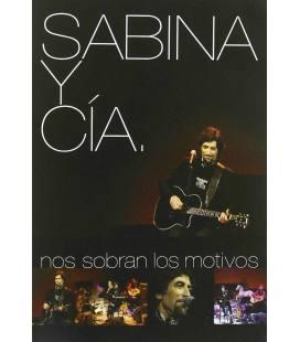 Sabina Y Cia: Nos Sobran Los Motivos-1 DVD
