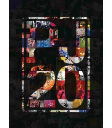 Pearl Jam Twenty-1 DVD