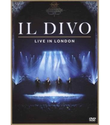 Live In London-1 DVD