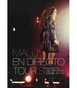 Tour Si - Madrid, Palacio De Los DEPortes 08/11/2013-1 DVD