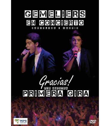 ¡Gracias Por Nuestra Primera Gira!-1 DVD