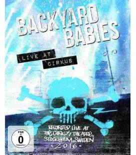 Live At Cirkus-1 DVD