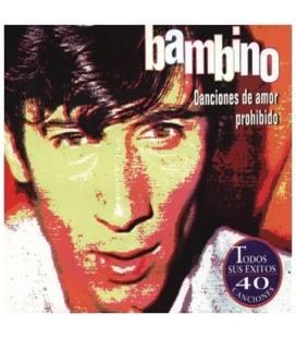 Canciones De Amor Prohibido (Todos Sus-2 CD