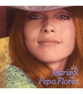 De Marisol A PEPa Flores-2 CD