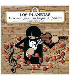 Canciones Para Una Orquesta Quimica-2 CD
