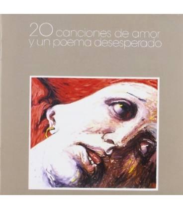 20 Canciones De Amor Y Un Poema Desesper-2 CD