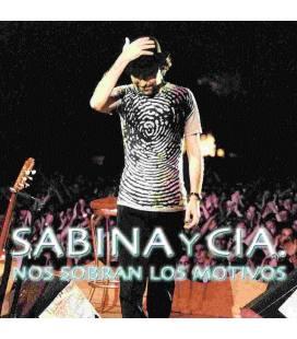 Nos Sobran Los Motivos (Joaquin Sabina y Cia.)-2 CD