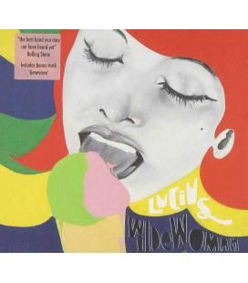 Wildewoman-1 CD