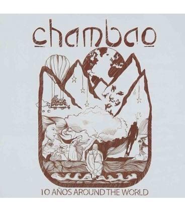 10 Años Around The World (2 CD)