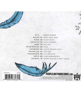Meta. 2 CD Jewelcase