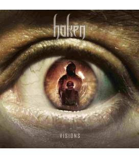 Visions (Re-Issue 2017). Special Edition 2 CD Digipak