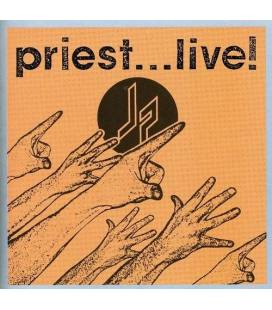 Priest....Live-2 CD
