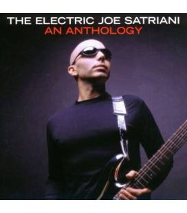 The Electric Joe Satriani An A-2 CD