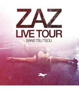 Zaz Live Tour-1 CD+1 DVD