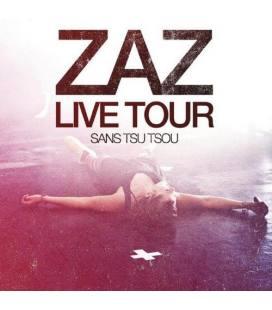 Zaz Live Tour-1 CD+1 DVD