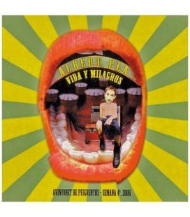 Vida Y Milagros (Cristal)-1 CD+1 DVD