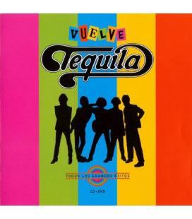 Vuelve Tequila (Todos Los..) (Cristal)-1 CD+1 DVD