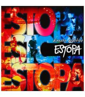 Esto Es Estopa (Cristal CD+DVD)