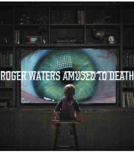 Amused To Death (CD + BLU-RAY)