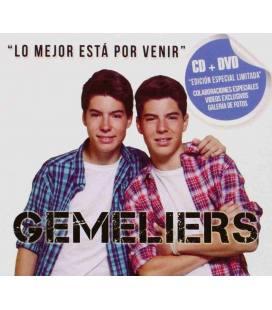 Lo Mejor Está Por Venir-1 CD+1 DVD