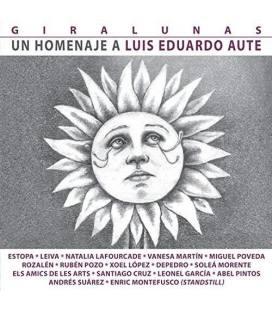 Giralunas, Un Homenaje A L.E.Aute (Jewelcase)-1 CD+1 DVD