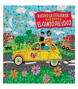 Radio La Colifata Presenta: El Canto Del Loco.Jewelcase CD + DVD [Reedición 2016]