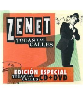 Todas Las Calles. CD+ DVD