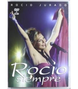 Rocio Siempre-1 DVD+1 CD
